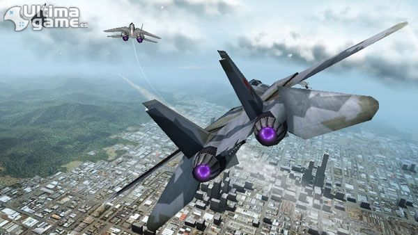 Así son los aviones especiales que desbloquearán los Amiibos en Ace Combat: Assault Horizon Legacy