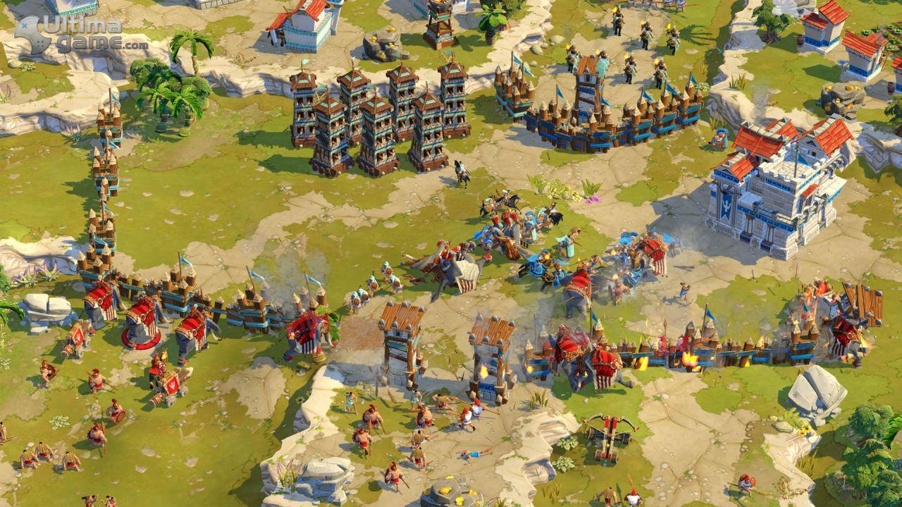 Imágenes de Age of Empires Online: A fondo: Age of Empires Online
