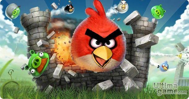Im�genes de Angry Birds: Angry Birds - La venganza de los p�jaros de iPhone llega hasta PS3, PSP y DS