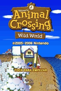 Trucos De Animal Crossing Wild World Para Nintendo Ds Nintendods