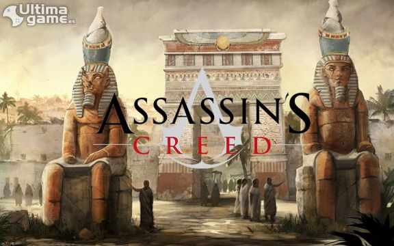 Confirmado. Assassin's Creed: Egipto se va a 2017