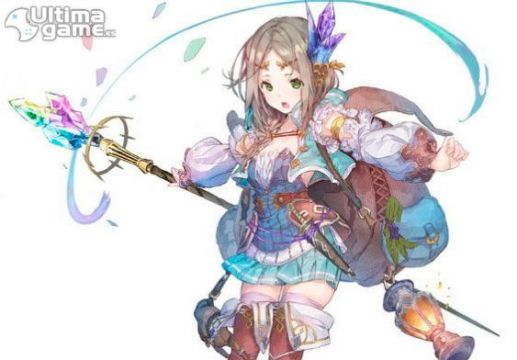 ¡Más rol alquimista! Se presenta Atelier Firis: The Alchemist of the Mysterious Journey