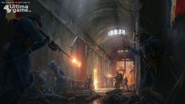 Primer vistazo a los nuevos mapas de la expansión They shall not pass