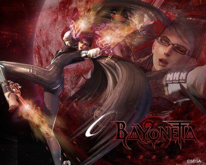 Bayonetta - Una bruja un poco gamberra