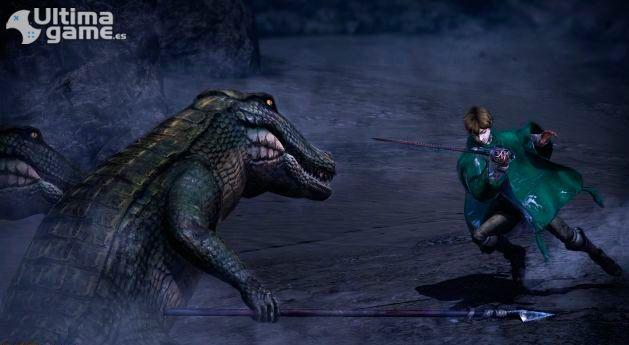 Así son las batallas contra los colosales monstruos de Berserk