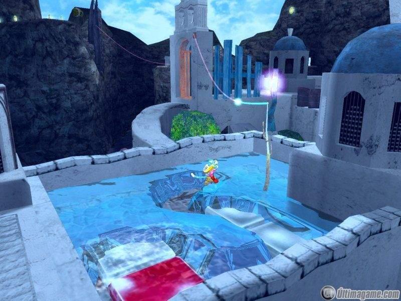 Im�genes de Blinx 2: Due�os del Tiempo & Espacio: El regreso de Blinx, en su segunda aventura para Xbox