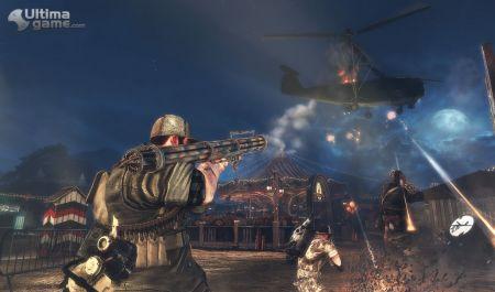 Más detalles del modo campaña, las armas de nuestros personajes y primeros detalles del multijugador imagen 1