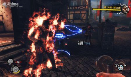 Más detalles del modo campaña, las armas de nuestros personajes y primeros detalles del multijugador imagen 2