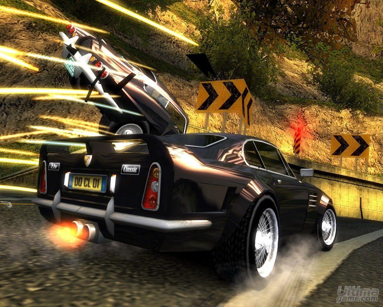 Imagen 40 de Burnout Dominator en vídeo e imágenes para PSP y PS2