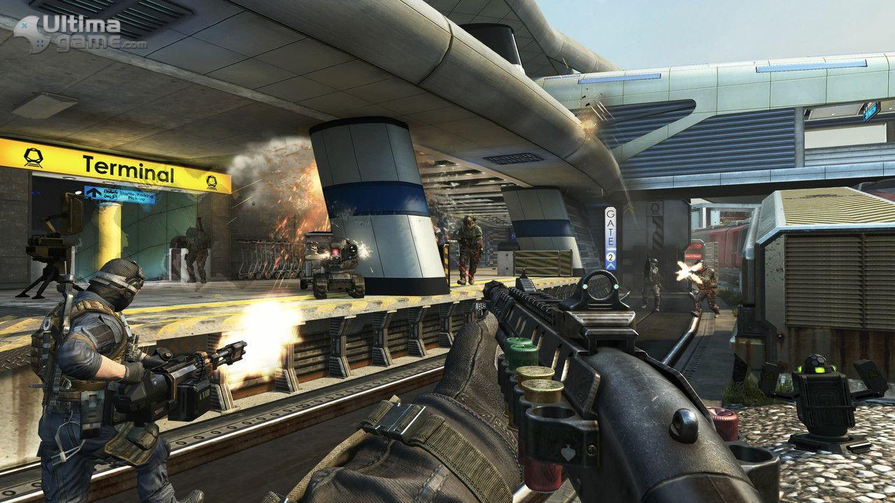 Imágenes de Call of Duty: Black Ops II: Un nuevo vistazo a alguno de
