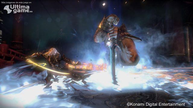 Alucard muestra su habilidad con las espadas en Revelations, el nuevo DLC de Castlevania: Lords of Shadow 2