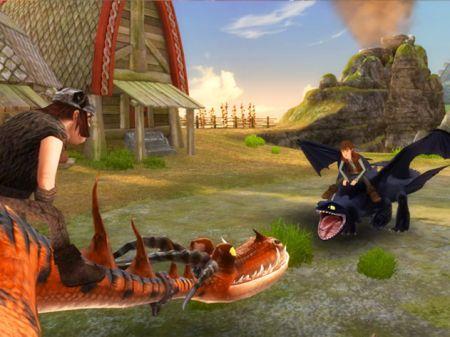 A fondo: Cómo Entrenar A Tu Dragón - Demuestra que eres el mejor adiestrando a las bestias más poderosas imagen 1