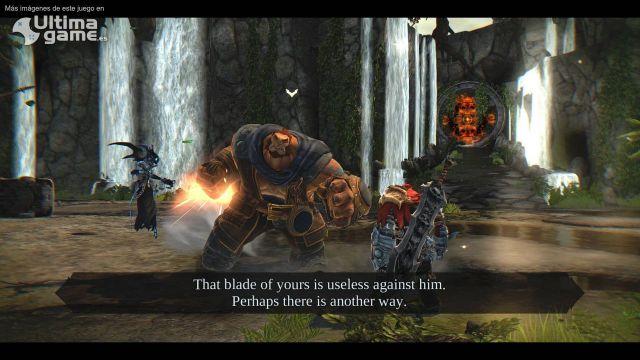 Todas las claves de Darksiders: Warmastered Edition