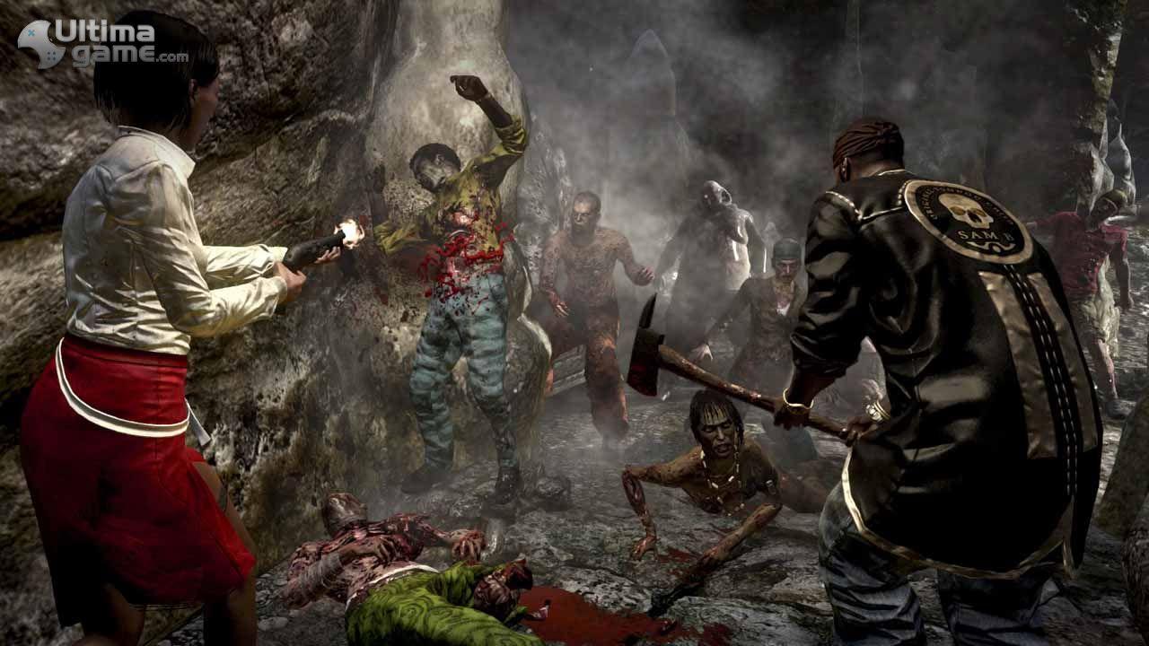 Imágenes de Dead Island: Ryder White, el nuevo contenido descargable, nos mete en la piel del malo