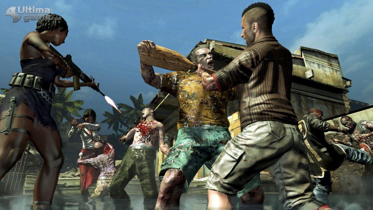 Im�genes de Dead Island: Riptide: Nuevas capturas de los supervivientes y un nuevo tema musical en v�deo