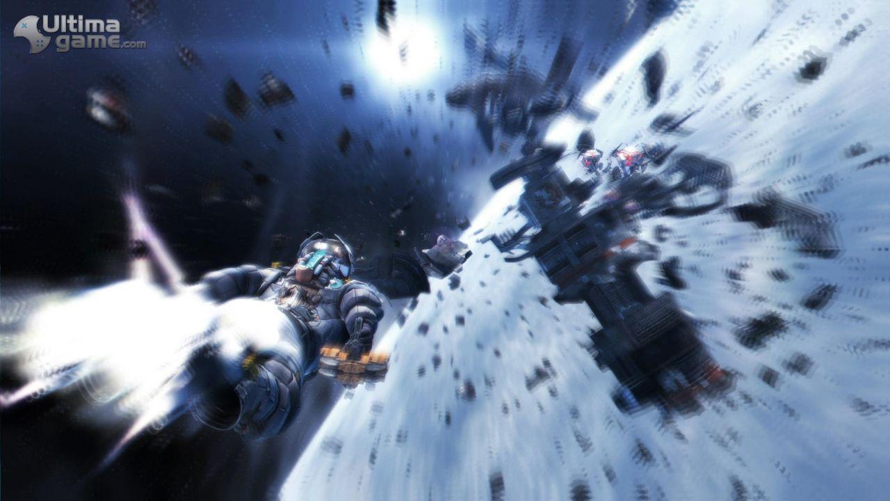 Im�genes de Dead Space 3: Una galer�a de im�genes nos muerta la acci�n en gravedad cero