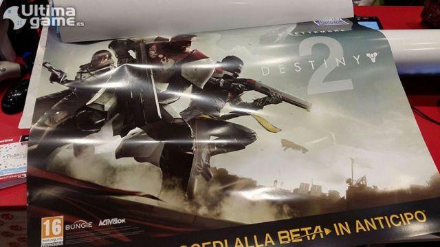 Primera imagen oficial de Destiny 2