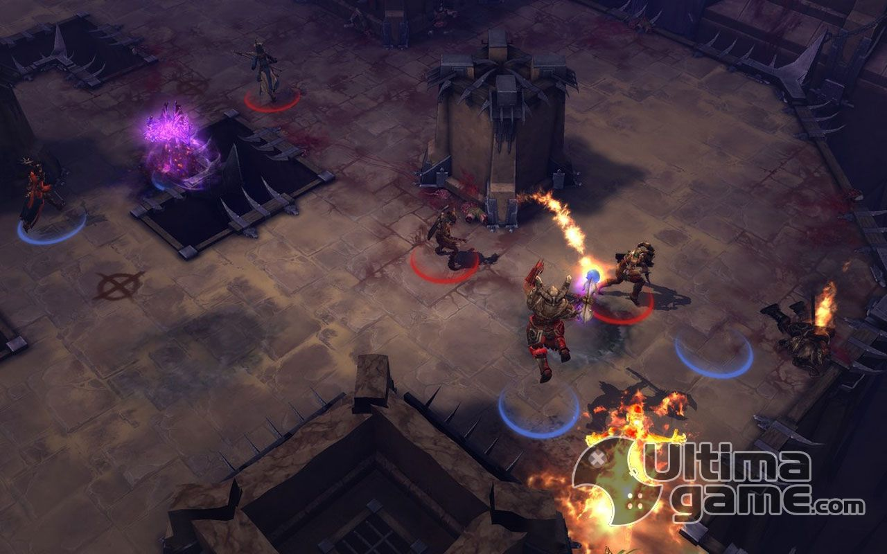 how to play multiplayer game diablo 3