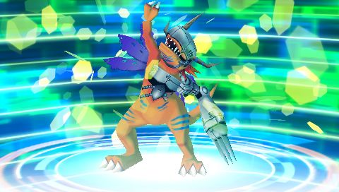 Im�genes de Digimon World Re: Digitize: Las luchas de Digimons y sus evoluciones, en im�genes