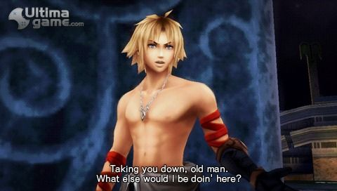 Im�genes de Dissidia 012 Duodecim: Final Fantasy: Yuna muestra el poder de las invocaciones, y Tidus su tercera vestimenta