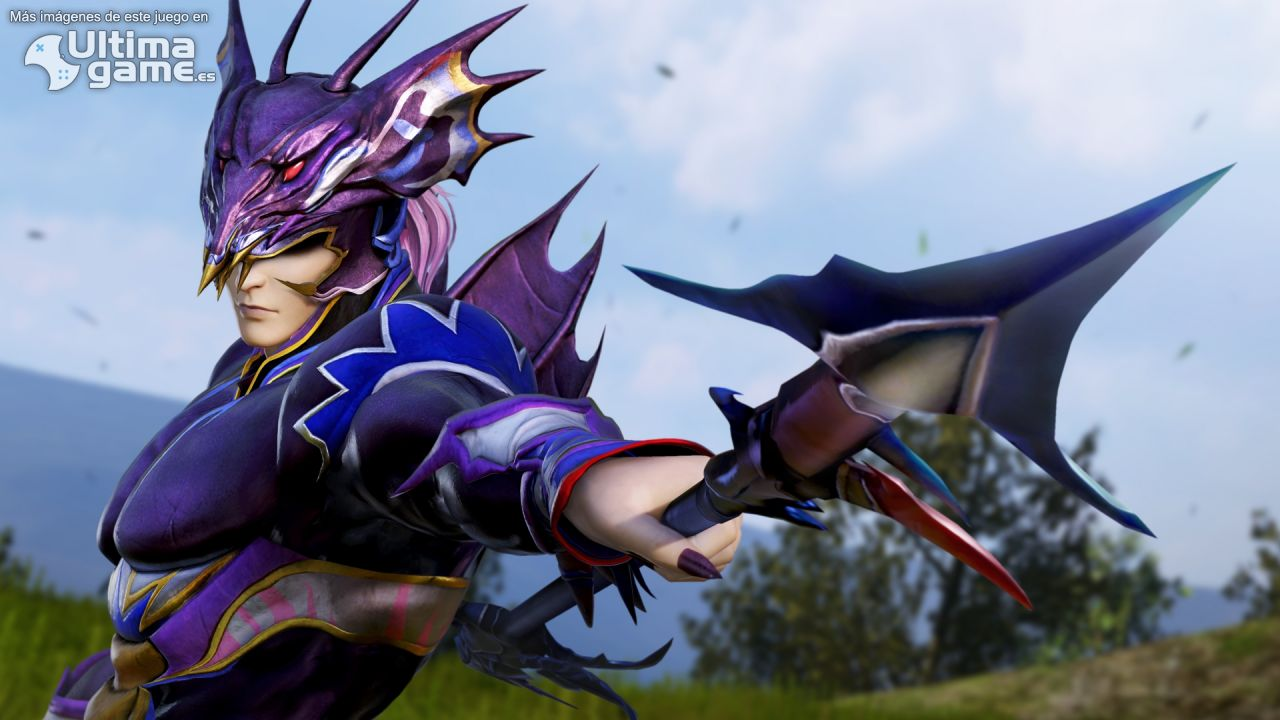Imágenes de Dissidia Final Fantasy Arcade: Kain Highwind se une al plantel de Disidia Final Fantasy Arcade