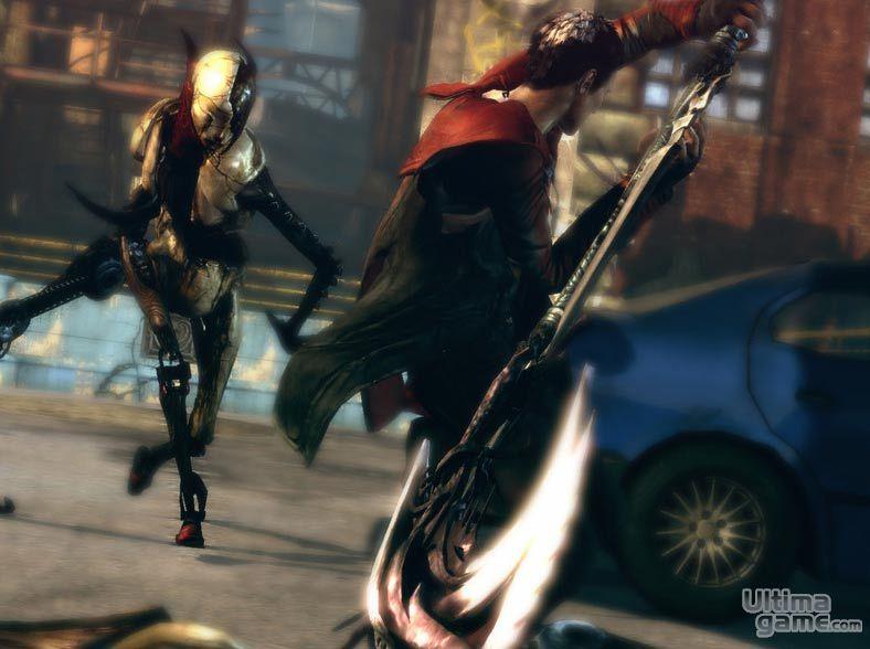 Im�genes de DMC: Devil May Cry: TGS 10 - DMC: Devil May Cry - Dante vuelve a la acci�n m�s joven y chulesco que nunca de la mano de Ninja Theory