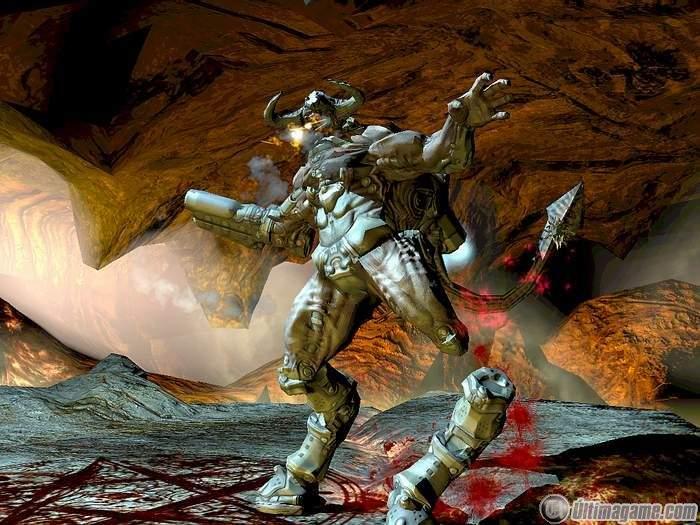 Im�genes de Doom III: Doom 3 para PC: Los Monstruos (Spolier)