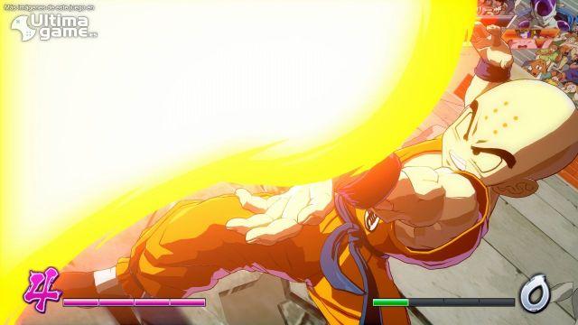 Krilin y Piccolo entran en acción como personajes jugables