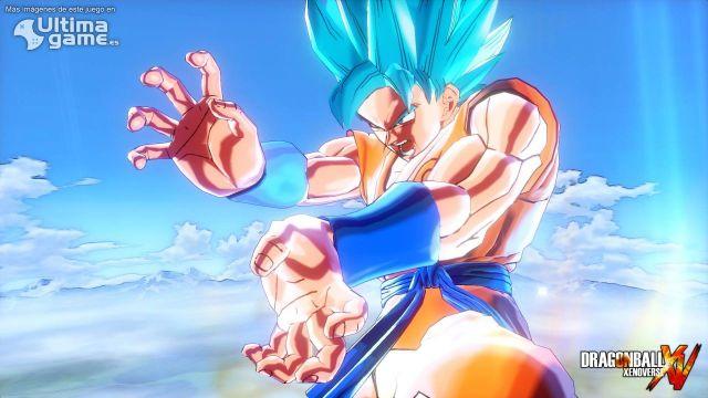 Los Saiyan Gods invaden Dragon Ball Xenoverse con un nuevo tráiler