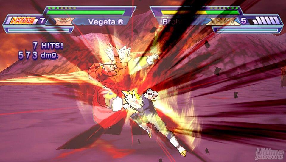 91kB, Dragon Ball Z Shin Budokai 2: Nuevas imágenes de Dragon Ball Z