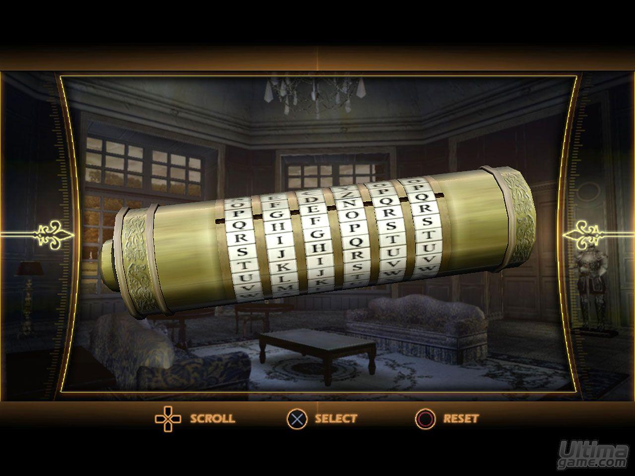 juego ps2 codigo davinci: