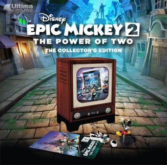Un tráiler de lanzamiento de Epic Mickey: El Retorno de Dos Héroes para PS Vita