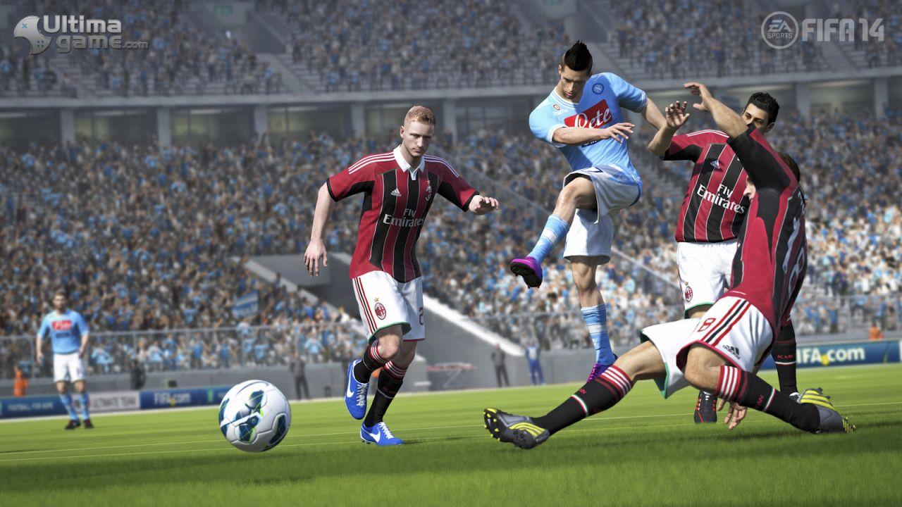 Imágenes de FIFA 14: FIFA 14 - EA nos desvela las claves del nuevo episodio de la saga futbolera