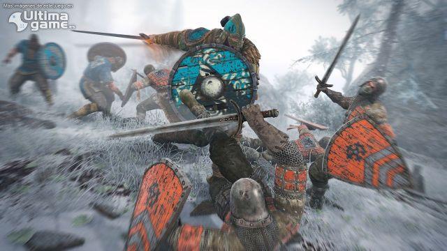 Ubisoft desvela los requisitos mínimos y recomendados para For Honor en PC