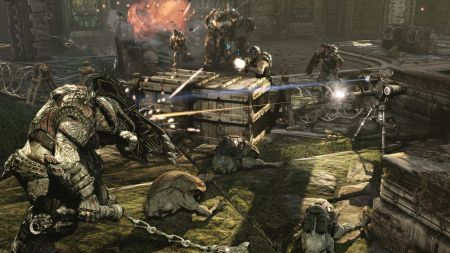 E3 10 - Gears of War 3. Tú eres la última esperanza de la humanidad... imagen 1