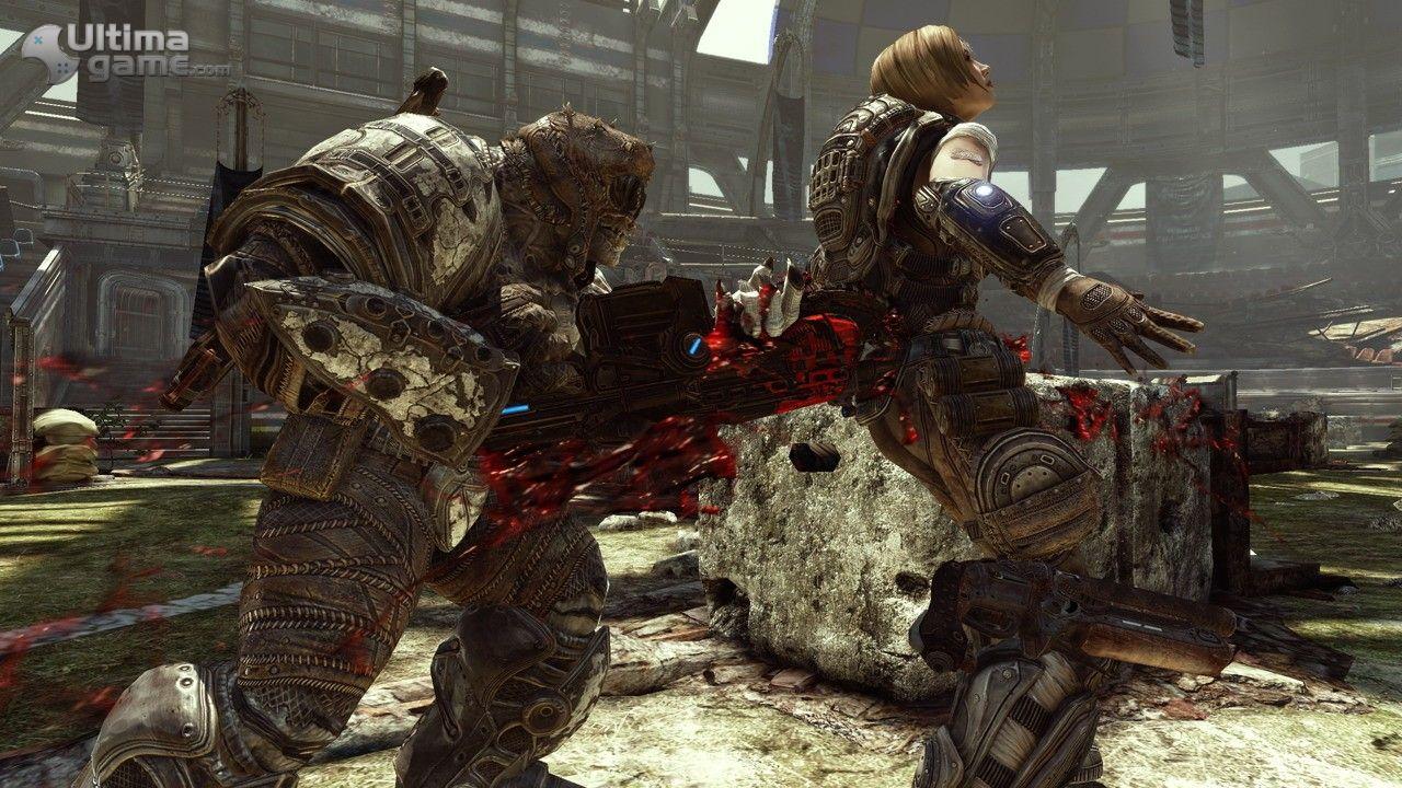 Im�genes de Gears of War 3: Las claves de la beta multijugador: fecha y extras desbloqueables
