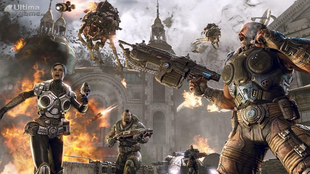 descargar imagenes de gears of war 3