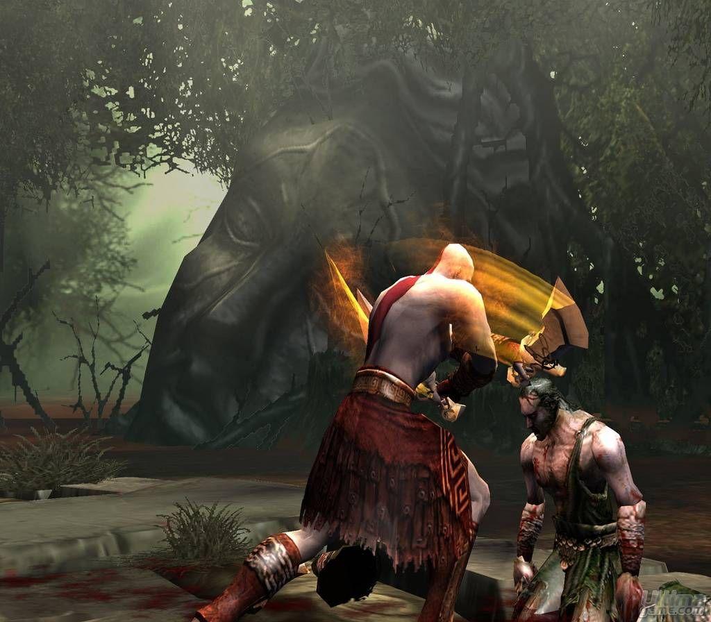 God of war ii rip solo 275mb 2 link taringa for Soluzione giardini superiori god war 3