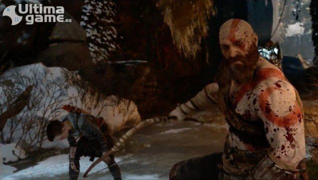 Kratos se prepara para enfrentarse a los dioses nórdicos en el E3 2017