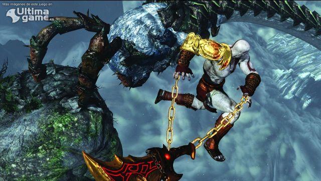 Kratos contra Hades en un nuevo avance de God of War III Remastered