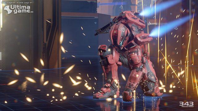 No podrás separate de Halo con el contenido de