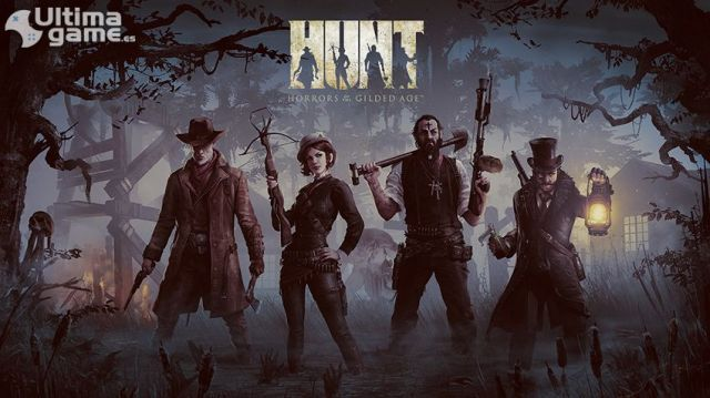 Hunt: Horrors of the Gilded Age cambia de nombre y recibe un nuevo teaser