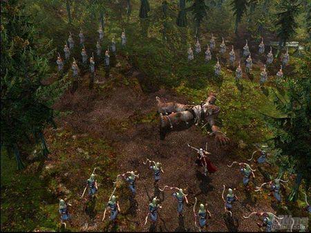 Ya disponible la demo del Señor de los Anillos: La batalla por la Tierra Media II