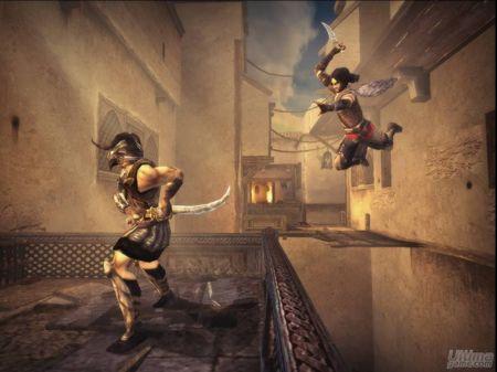 El h�roe de Prince of Persia