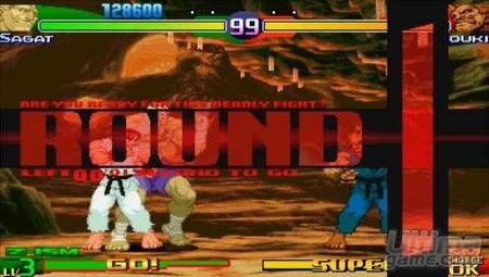 Street Fighter Alpha 3 Max para PSP, una semana antes de lo esperado