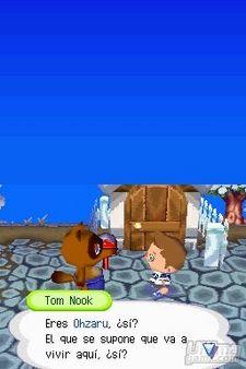 Fuentes japonesas anuncian las previsiones iniciales de venta de Animal Crossing DS