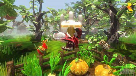Nintendo DS también recibirá su versión de Viva Piñata