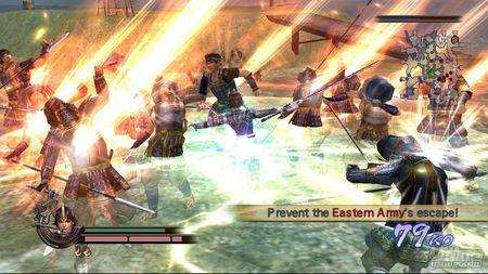 Samurai Warriors 2 aparecerá para PC. Las imágenes del interior son la prueba...