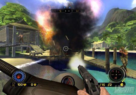 Ubisoft nos ense�a c�mo se juega a Far Cry Vengeance