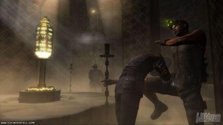 Splinter Cell Double Agent también será título de Wii